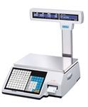 Весы с печатью этикеток CAS CL-JI
