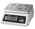 Торговые электронные весы CAS SW-W - 10 кг (один дисплей)