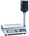 Торговые электронные весы CAS AP - 30 кг (с доп.клавишами и увеличенной платформой)