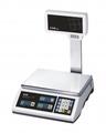Торговые электронные весы CAS ER-Junior-15CBU - 15 кг (со стойкой)