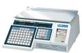 Весы с печатью этикеток CAS LP - 15R кг (со стойкой)