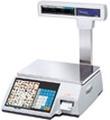 Торговые электронные весы CAS CL5000 - 15 кг (без стойки)