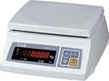 Торговые электронные весы CAS SW II-2(DD) - 2 кг (двусторонний дисплей, LED)