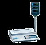 Торговые весы CAS AP-30(M) 2-сторонний флюоресцентный дисплей